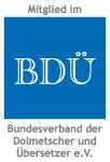 Logo BDUE